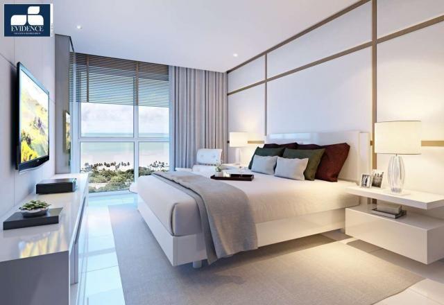 Apartamento com 3 quartos sendo 3 suítes no Altiplano Cabo Branco! - Foto 6