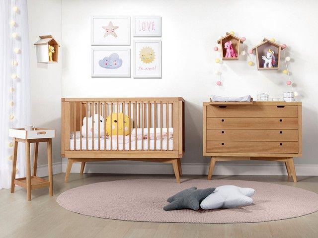 Berço Tulipas Baby - Foto 2