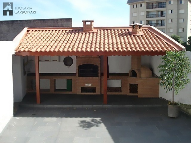 Telhado colonial construção pela Construtora - Foto 2
