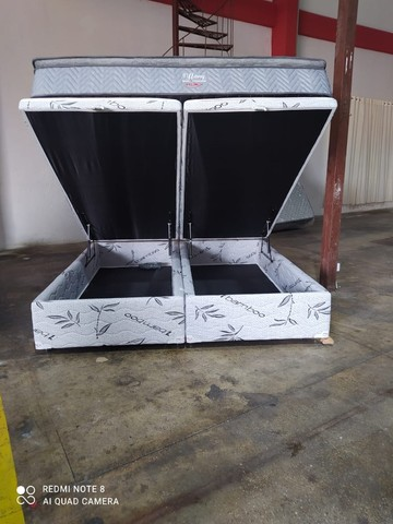 Box baú queen **