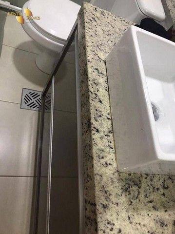 Apartamento com 3 dormitórios à venda, 106 m² por R$ 750.000,00 - Areão - Cuiabá/MT - Foto 16
