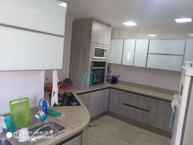 Apartamento com 3 dormitórios à venda, 179 m² por R$ 810.000,00 - Setor Bueno - Goiânia/GO - Foto 16