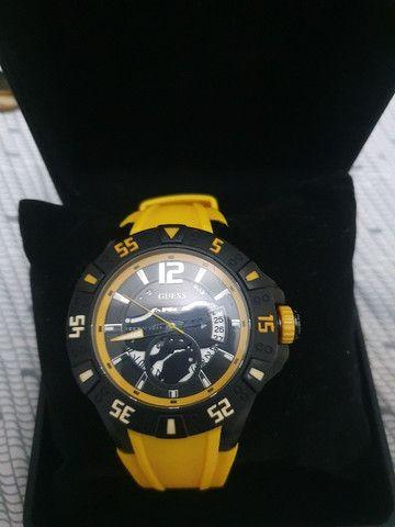 Vendo lindo Relógio Guess top de linha !!! - Foto 2