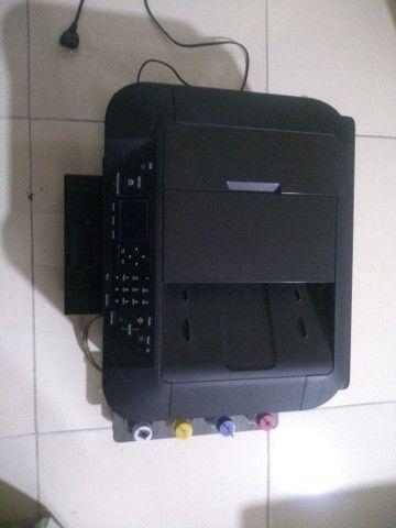 Impressora Canon 2110, com kit Bulk - Foto 4