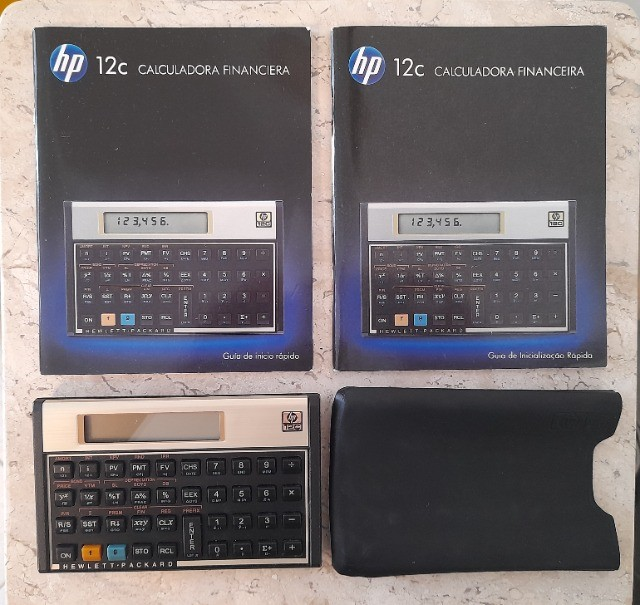 HP12C - NOVA