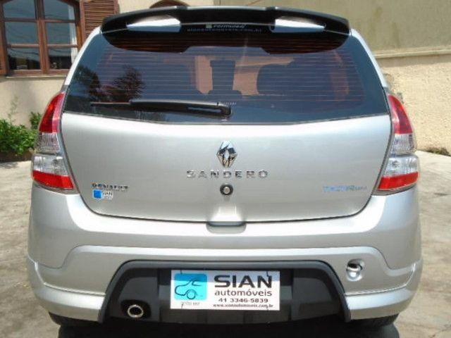 Renault SANDERO TECH RUN HI-FLEX 1.0 16V HI-FLEX - Foto 16