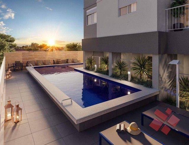 Apartamento com 2 dormitórios à venda, 77 m² por R$ 327.042,17 - Setor Aeroporto - Goiânia - Foto 5