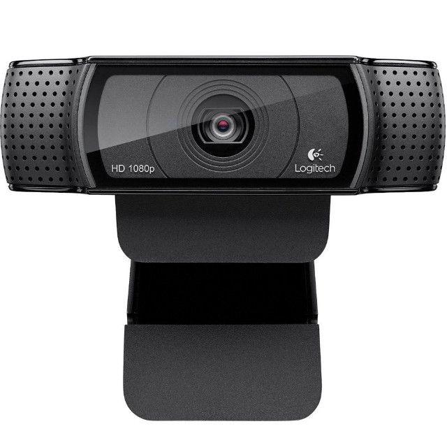 Webcam Logitech C920 Hd Full Hd 1080p (Ac cartoes) - Foto 3