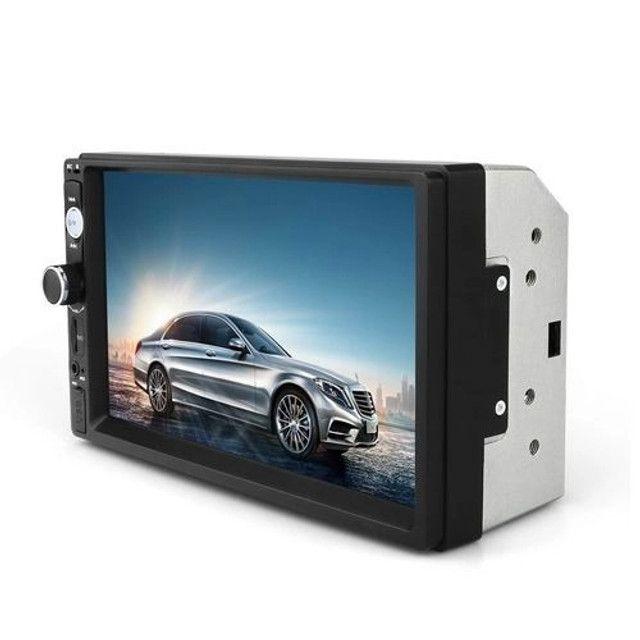 Central Multimídia MP5 Player Pra Automoveis- 7 polegadas - Foto 6