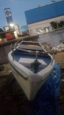 Barco baleeira.  - Foto 2