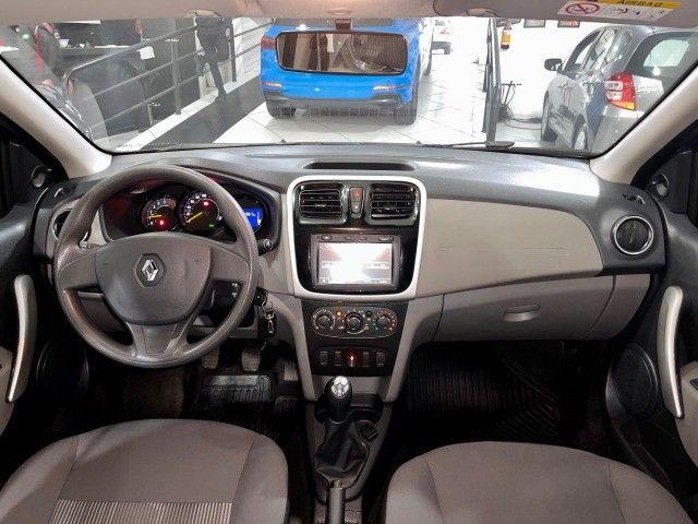 Renault - Logan EXP 1.0 - Completo - Foto 9