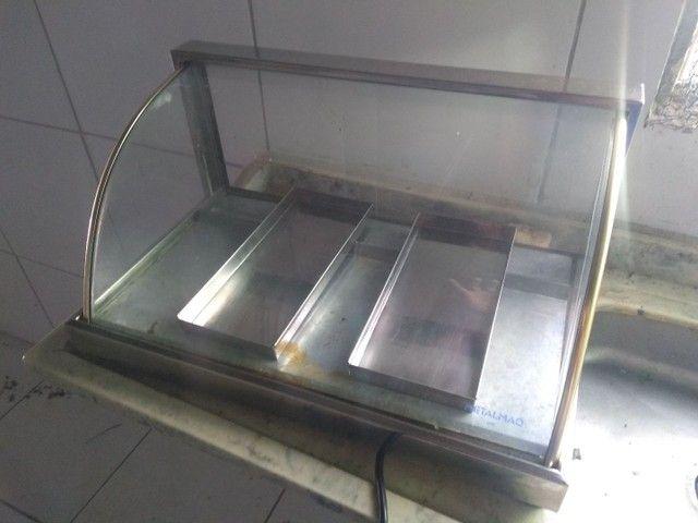 Estufa Quente Com 3 Bandejas Indo RS 250 - Foto 2