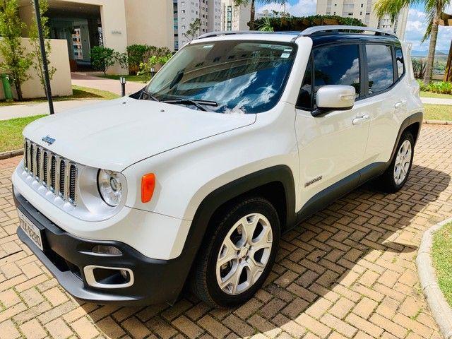 Jeep Renegade Limited 2017/17 Sem retoque, o mais completo - Foto 4