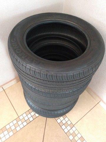 Jogo de Rodas Aro 16 e também pneus - Foto 3