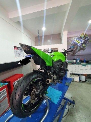 Kawasaki Z 750 2011 - Foto 3