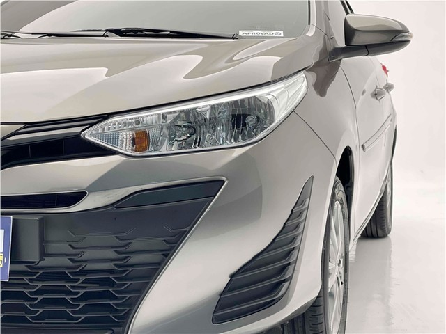 Toyota Yaris 2020 1.5 16v flex xl plus connect multidrive - Foto 5