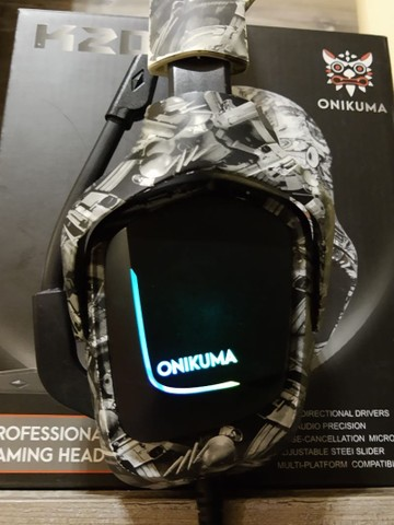 Fone gamer Onikuma K20 - Foto 3