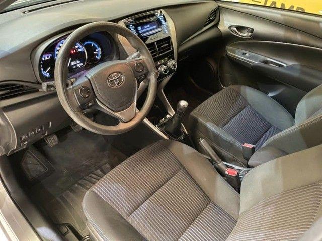 Toyota Yaris HB XL 1.3 Flex Mecânico 2019 - Apenas 18.000km rodados -  - Foto 14