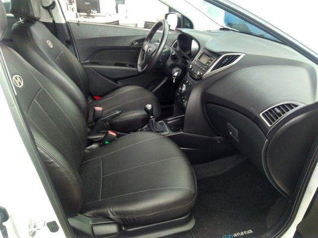Hyundai Hb20 1.0 UNIQUE 12V FLEX 4P MANUAL - Foto 5