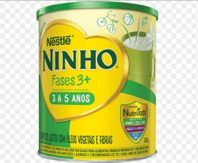 Leite Ninho Fases 3+