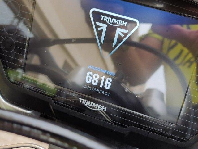 Triumph Street triple 2020 6.900km (anúncio real) - Foto 17