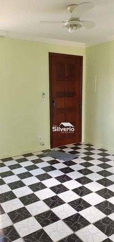 Apartamento com 2 dormitórios à venda, 45 m² por R$ 155.000,00 - Vila Industrial - São Jos - Foto 13