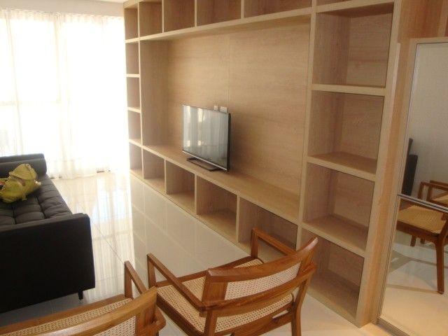 Apartamento para aluguel tem 92 metros quadrados com 2 quartos em Leblon - Rio de Janeiro  - Foto 2
