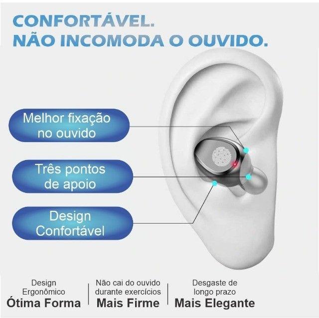 Fones Bluetooth F9 Touch Mini - Foto 5