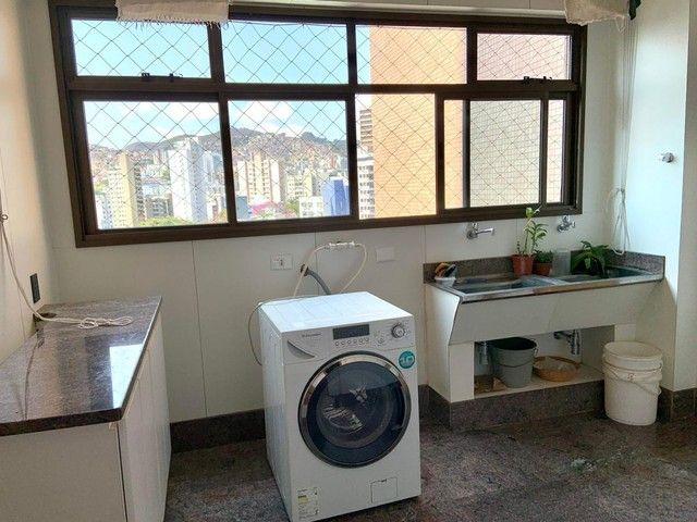 Apartamento para Venda em Belo Horizonte, Funcionários, 4 dormitórios, 3 suítes, 4 banheir - Foto 11