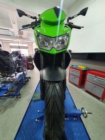 Kawasaki Z 750 2011 - Foto 2
