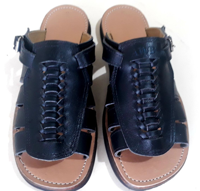 Sandália de couro legítimo!!! - Foto 3