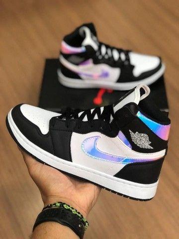Tênis Jordan diversas cores - Foto 3
