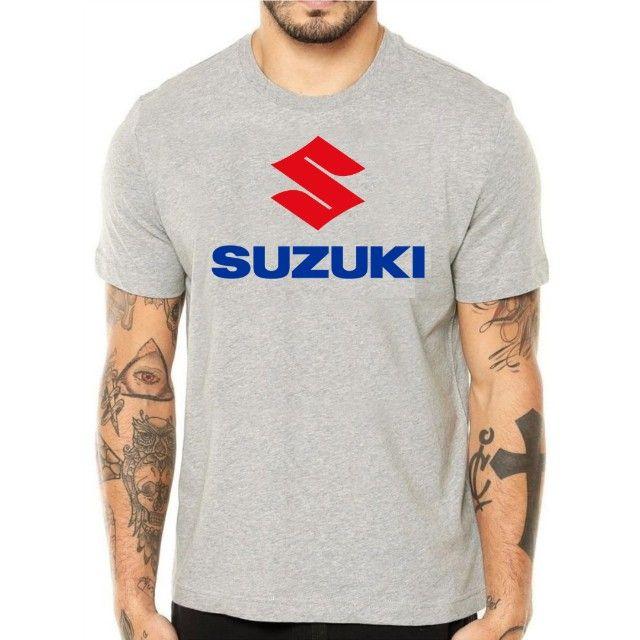 Camiseta Suzuki - Foto 3