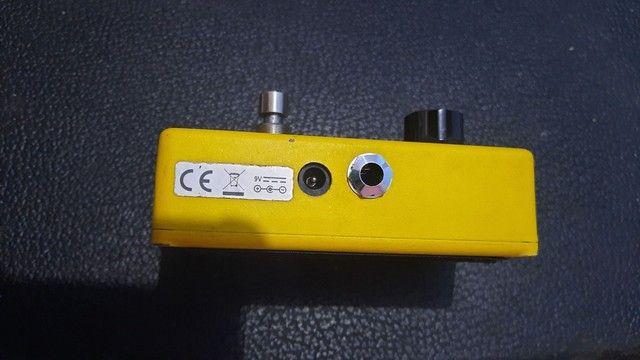 Pedal MXR Micro Chorus - Foto 3