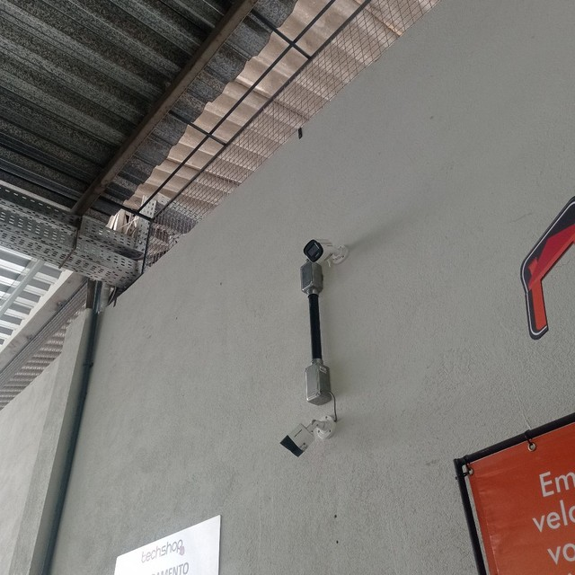 Segurança, câmeras, cercas, alarmes, motores - Foto 2