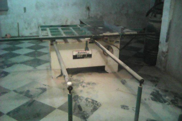 Esquadrejadeira e coladeira - Foto 2