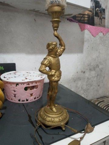 Peça de bronze. - Foto 3