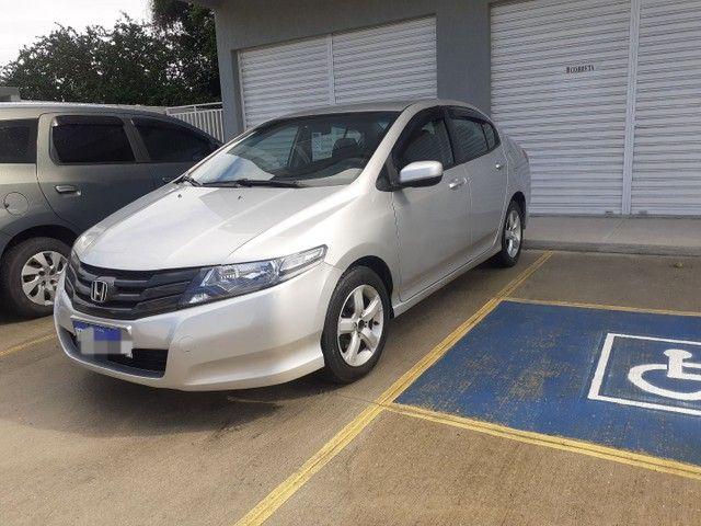 Honda city Lx 1.5 automático 10/10