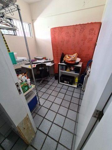 Vendo/Troco apartamento 4 quartos, 1 suíte + dependência com 132m2 em Boa Viagem  - Foto 20