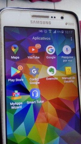 Vendo Celular Samsung Galaxy único dono  - Foto 5
