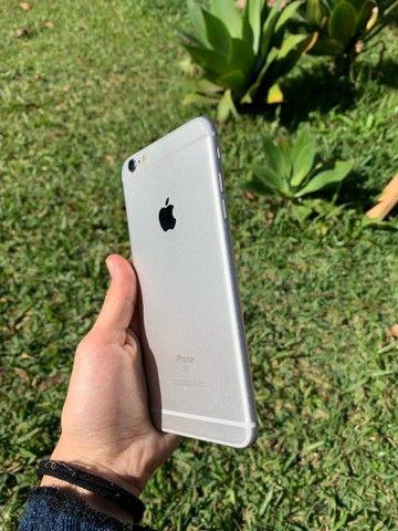iPhone 6S plus com detalhes  - Foto 4