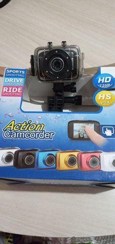 Camera filmadora pra esportes radicais - Foto 2