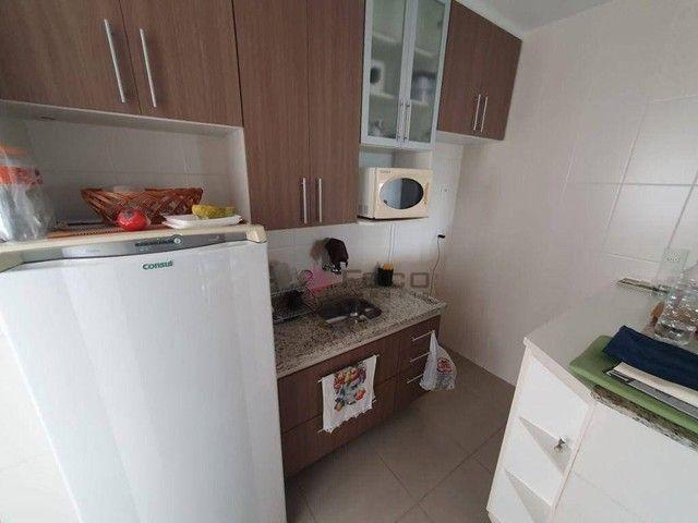 Apartamento com 1 dormitório à venda, 47 m² por R$ 320.000 - Jardim Aquarius - São José do - Foto 5