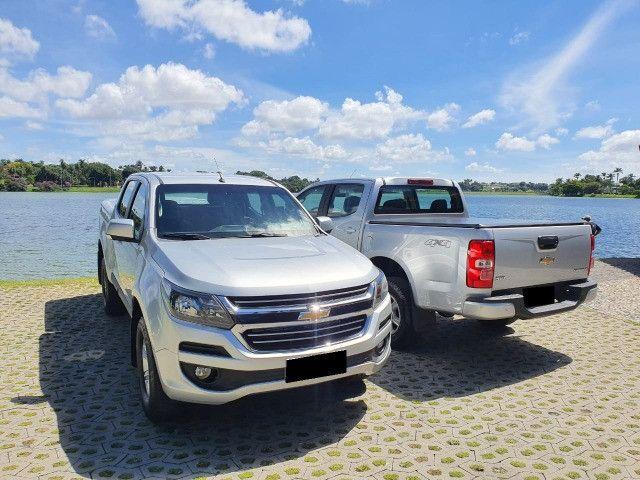 Chevrolet S10 2.8 LT Cabine Dupla 4x4 Turbo Diesel 2017 Cambio Manual - Foto 9
