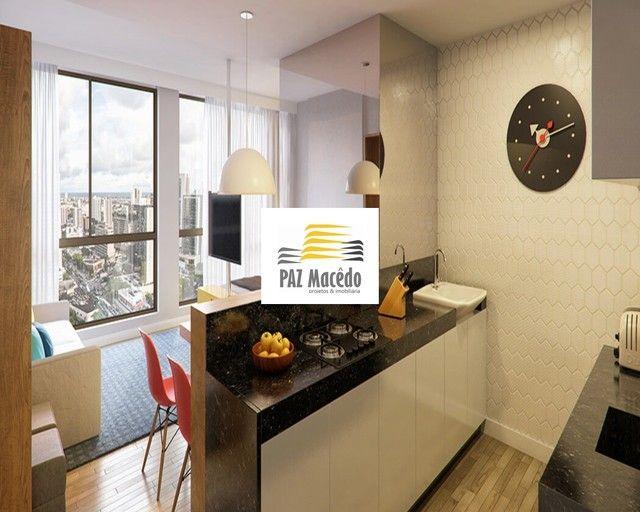 Apartamento No Pina 1 Quarto, 35m², Lazer Completo, 1 Vaga - Foto 7