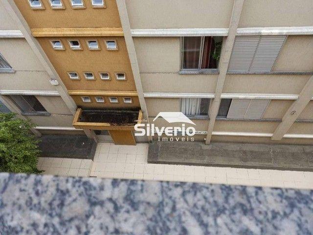 Apartamento com 2 dormitórios à venda, 62 m² por R$ 230.000 - Jardim São Dimas - São José  - Foto 3