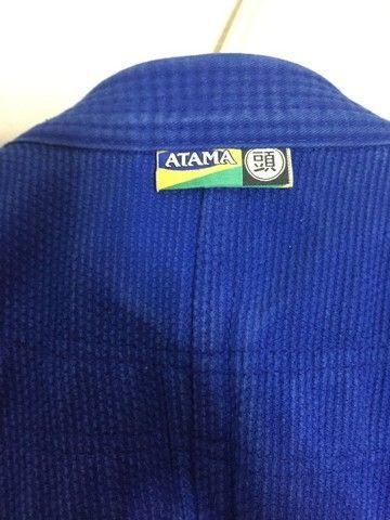 Kimono Azul Atama A3 - Foto 4