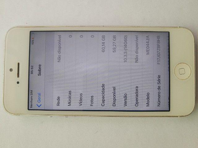 iPhone 5 64 GB - Foto 2