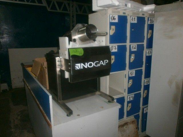 maquina de suco prensado a frio - marca nogap 20 - Foto 6