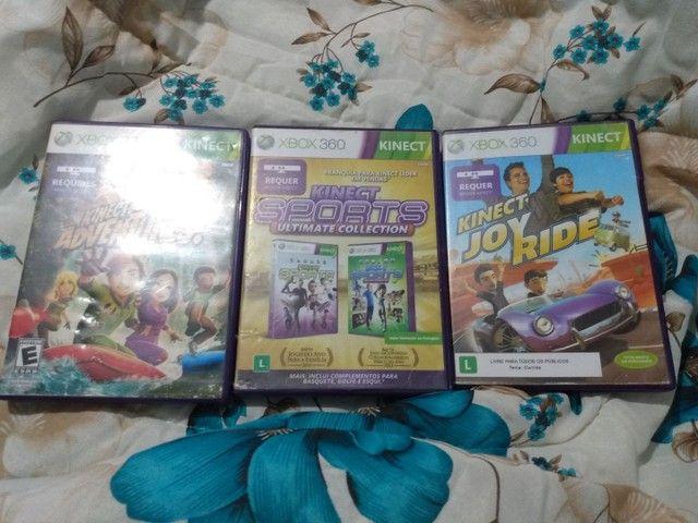 Jogos de Kinect para Xbox 360
